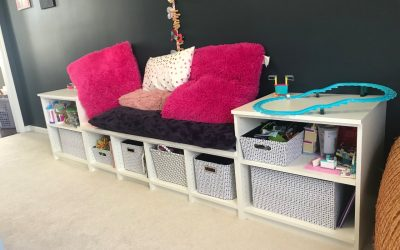 Function and Fun for a Playroom