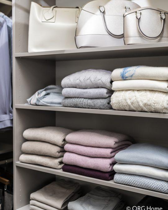 60 Minutes To An Organized Closet
