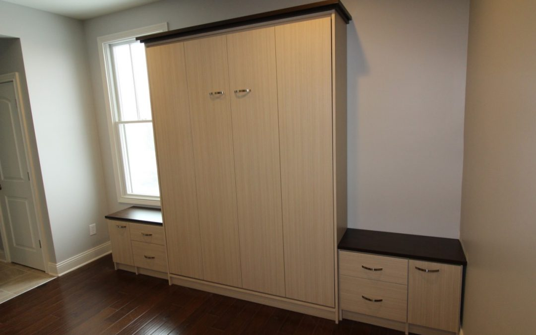 Murphy Beds Create Great Multi-Purpose Spaces