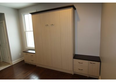 bedroom_murphy beds_dune fold down with end tables and double trim