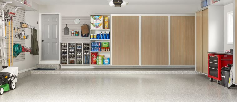 Rethinking the Garage: Optimizing Storage Space