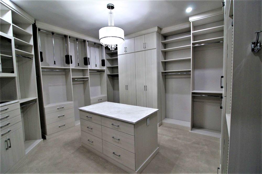 Professional Closet Company versus Do it Yourself