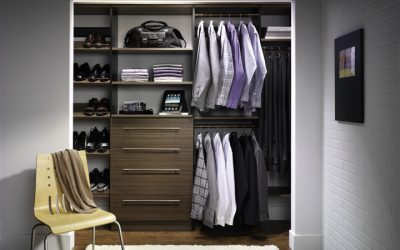 Charming home, tiny closets